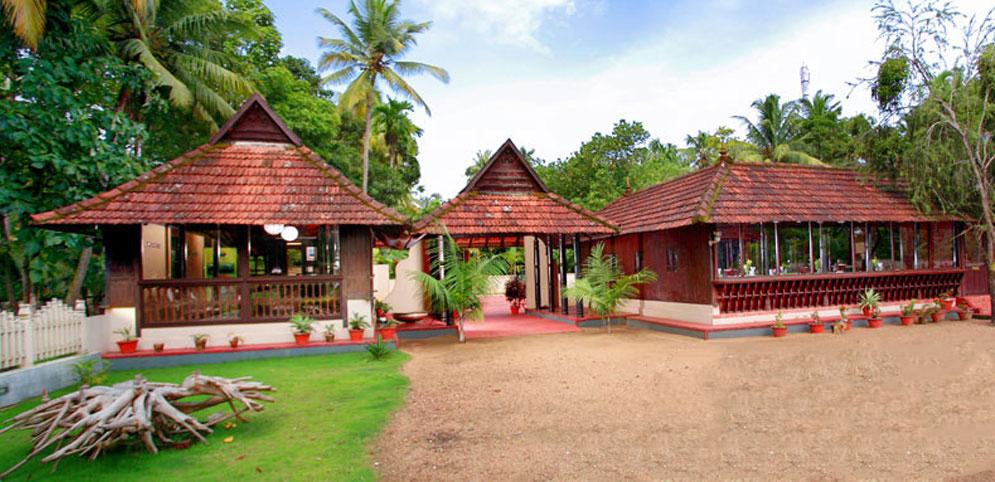 Paradise ResortKumarakomKeralaIndia