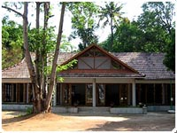 thaneermukkom cottage