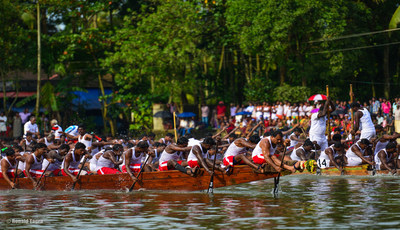 Nehru Trophy Boat Race.
