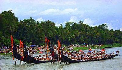 Aranmula Uthrattadi Vallamkali, aranmula boat race