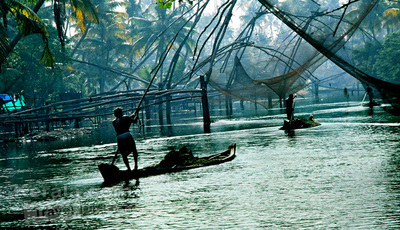 lifestyle in kumarakom