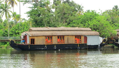Kerala House Boat- Kettuvallam