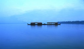Houseboat in Vembanad lake